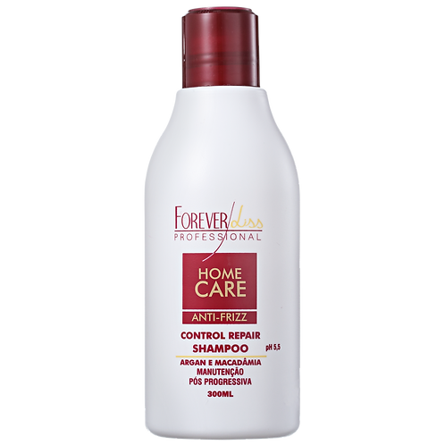 Shampoo Forever Liss Professional Home Care Anti-Frizz - 300ml