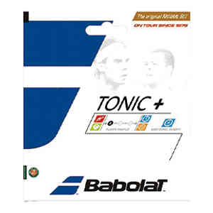 【Babolat】TONIC + BALL FEEL