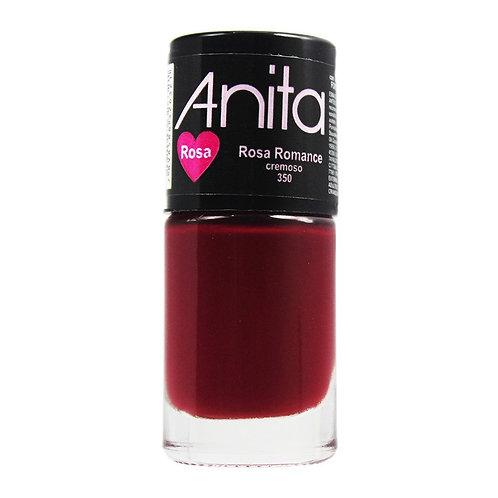 Esmalte Anita Cremoso Rosa Romance