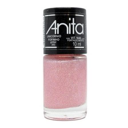 Esmalte Anita (Glitter) Unicornio Fofinho