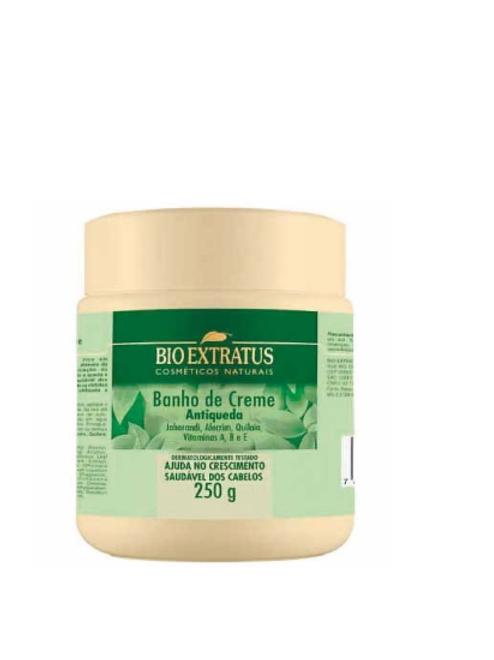 Bio Extratus Banho de Creme Antiqueda Jaborandi 250g
