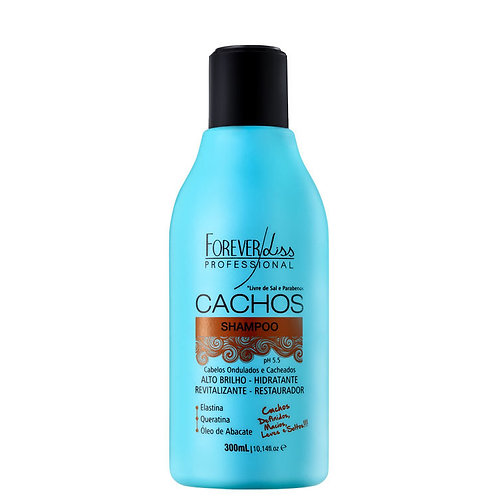 Shampoo Forever Liss Professional Cachos - 300ml