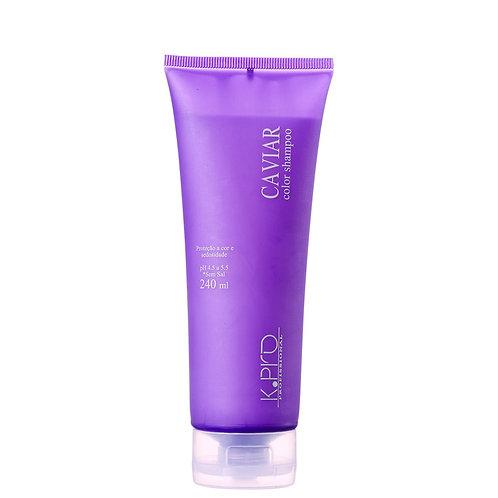 Shampoo K.Pro Caviar Color Sulfate Free - 240ml