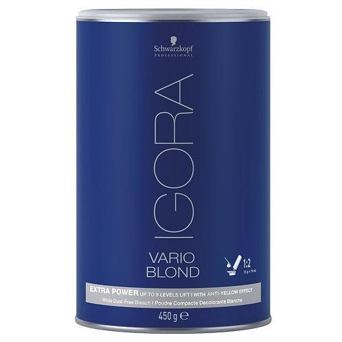 Tratamento Schwarzkopf Igora Vario Blond Extra Power 2
