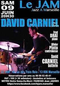 David Carniel Trio