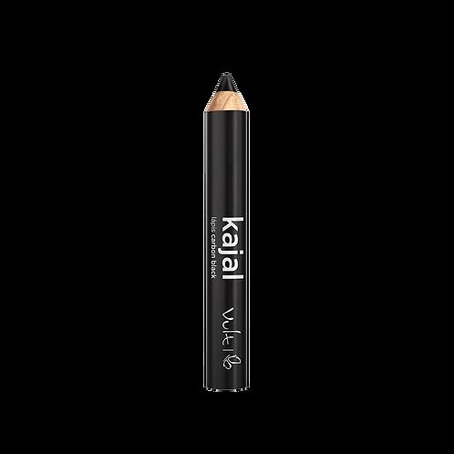 Vult Make Up Lápis de Olho Kajal Carbon Black 1,4g