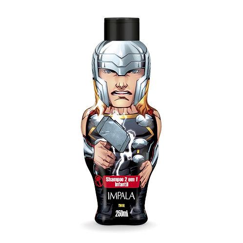 Shampoo 2 em 1 Avengers Thor 250ml
