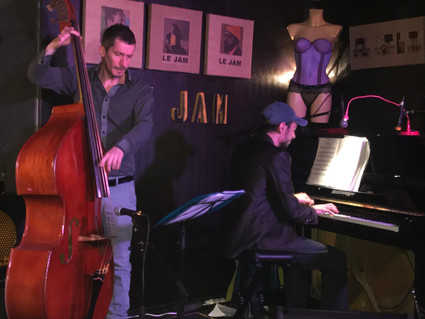 Monkey Jungle Trio  Le Jam Marseille 29/03/2018