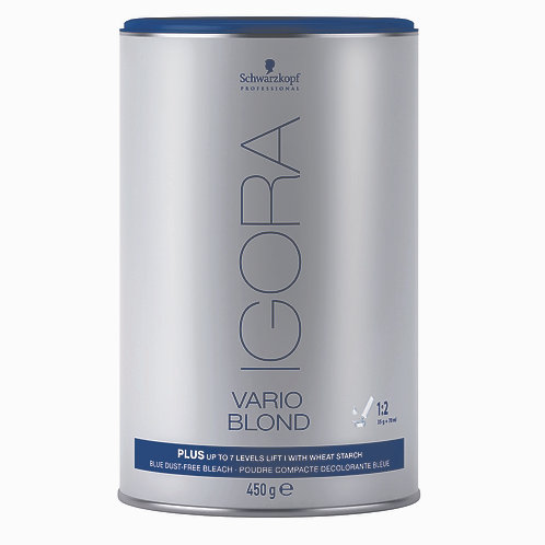 Descolorante Schwarzkopf Igora Vario Blond Plus