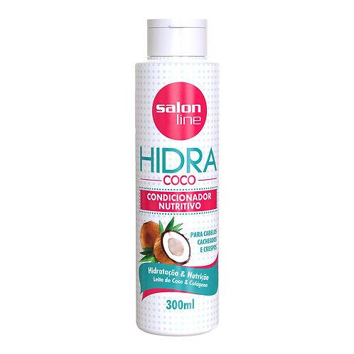 Condicionador Hidra Leite de Coco & Colágeno Salon Line 300ml