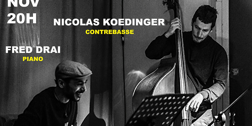 Duo Fred Drai / Nicolas Koedinger