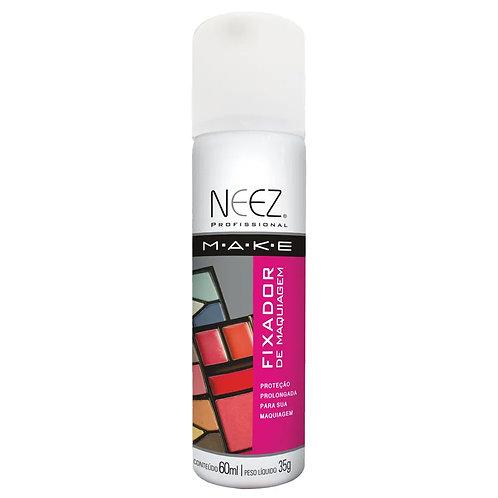 Spray Neez Fixador De Maquiagem 60ml