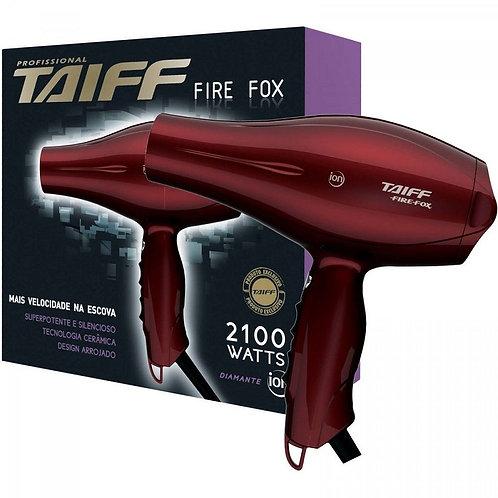 Secador Taiff 2100W Fire Fox ion