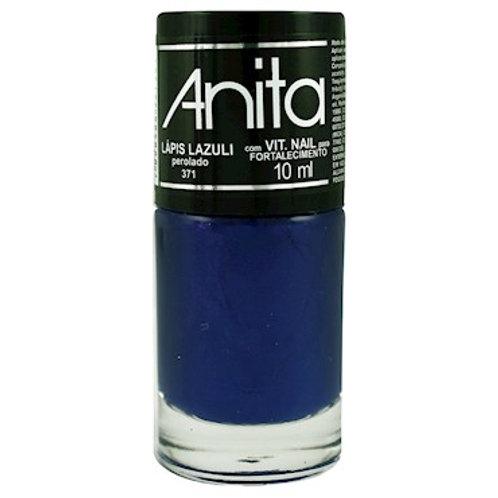 Esmalte Anita Perolado Lápis Lazuli