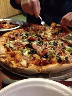 Umbertos Supreme Pizza