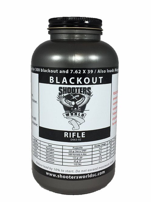 1LB SHOOTERS WORLD BLACKOUT