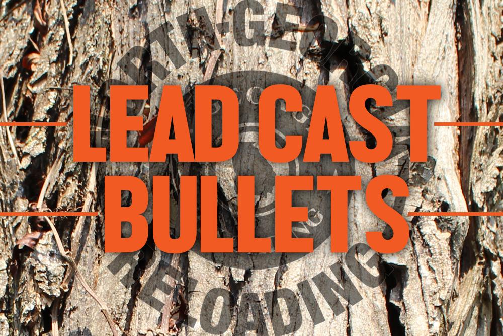 LEAD CAST BULLETS NGRA