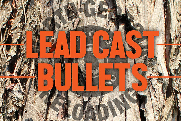 Lead Cast Bullets North Georgia Reloading