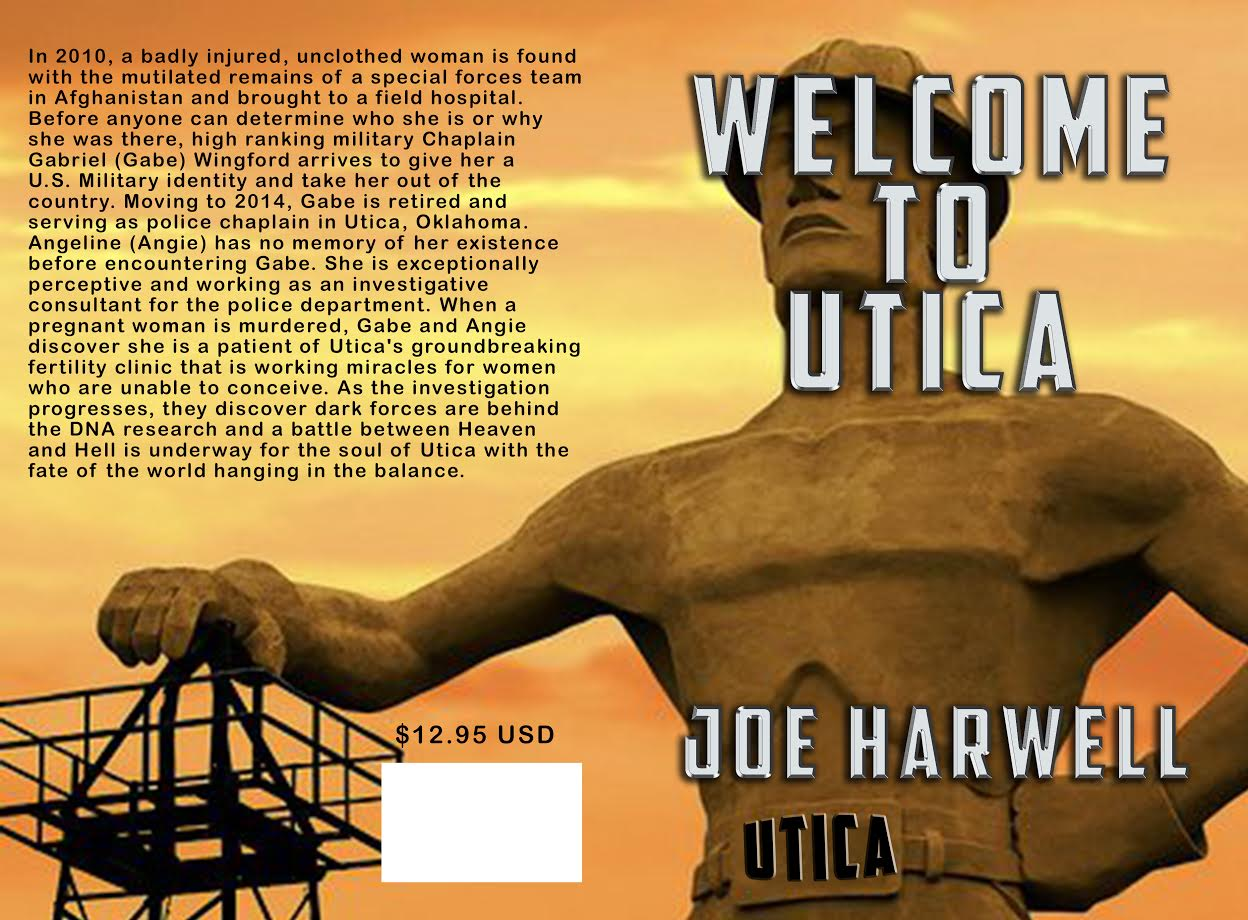 Welcome to Utica by Joe Harwell