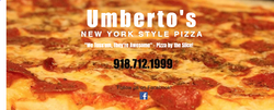 Umberto's Pizza Tulsa NY Style