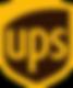 Mail World Office, UPS logo for Tulsa