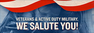 Veterans and Active Duty Mail Box Discounts Picture