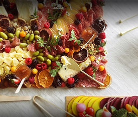 Best Charcuterie, trays and platters for public and private events in Tulsa and surrounding areas. 918.497.8876