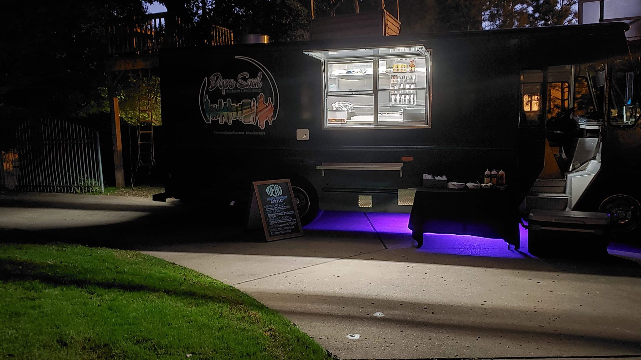 Dope Soul Catering + Food Truck