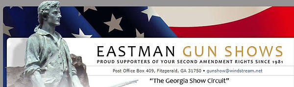 Eastman Gun Shows for North Georgi Reloading logo