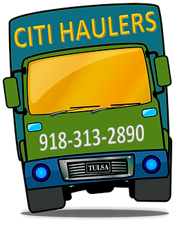 Logo for CitiHaulers on Mail World Office Website