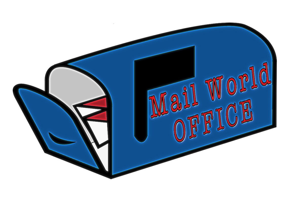 MAIL WORLD OFFICE LOGO