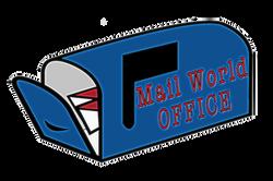 MAIL WORLD OFFICE LOGO