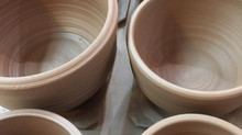 Brookside Pottery with artist Linda Rimstidt Coward