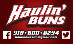 hauling buns