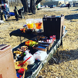 on site catering for movie and tv crews in tulsa and all of Oklahoma, Dope Soul Catering & Food Truck