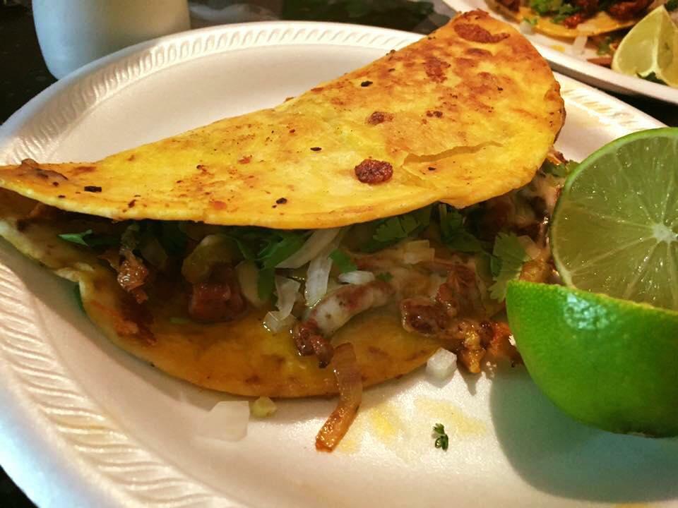Tacos los Arellano