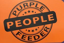 Purple People Feeder Tulsa Food