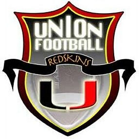 Union Football Redskins Sponsors of Push Push Pray