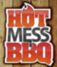 Hot Mess Logo Tulsa Food Truck Directory