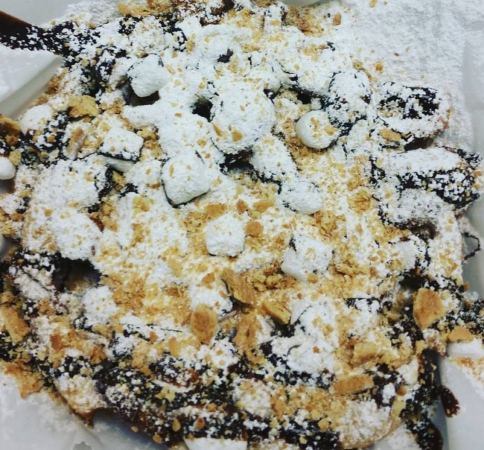 Funnel Cakes Dope Soul Smores