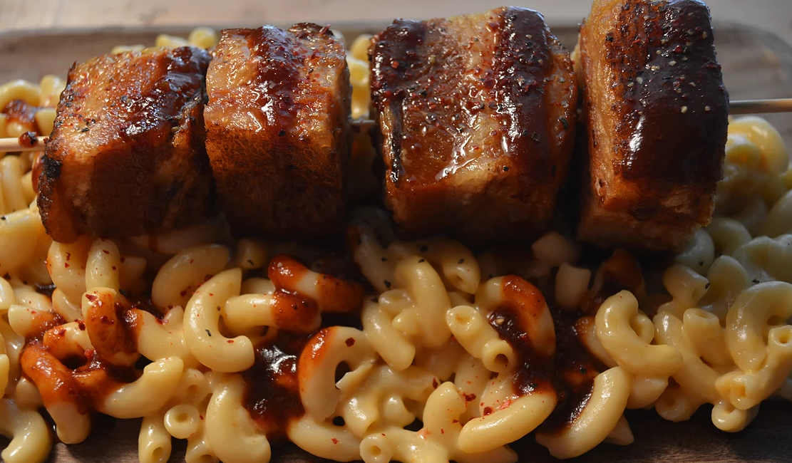 PorkBelly and Mac