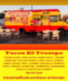 Tacos El Trompo Broken Arrow Tulsa Food Trucks
