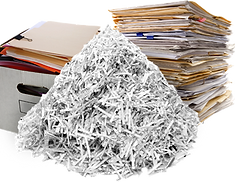 Shredding Documents at Mail World Tulsa picture