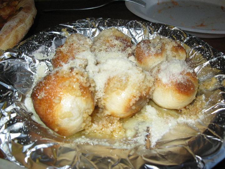 Best Garlic Knots at Umberto's