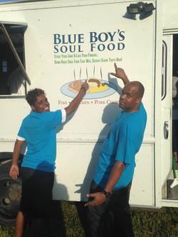 blue boys soul Tulsa Food Trucks