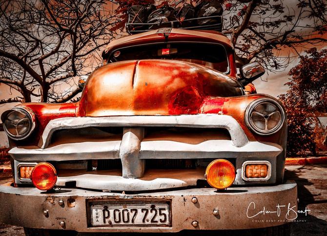 Featured Artist: Colin Bent