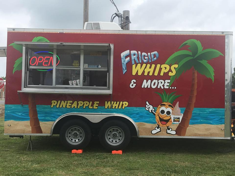Frigid whips & More Tulsa Food Truck