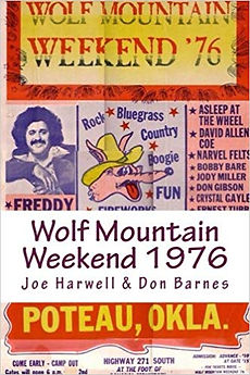 Wolf Mountain Weekend '76 by Joe Harwell
