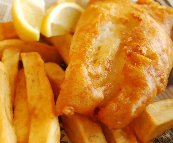 Dope Soul Tulsa Fish & Chips