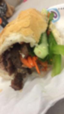 Lo Banh Mi Sandwich Tulsa